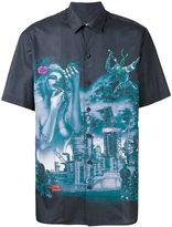 Lanvin 'The Refinery' shirt - men - Cotton - 42
