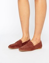 Vero Moda Leather Soft Loafer