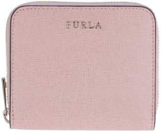 Furla Babylon Small Leather Zip-around Wallet