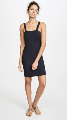 Lanston Square Neck Mini Dress