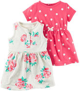 Carter's 2-Pack Dress Set