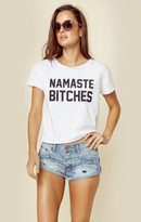 Private Party namaste bitches t-shirt