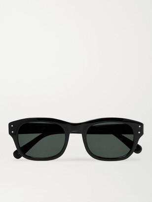 MOSCOT Nebb D-Frame Acetate Sunglasses
