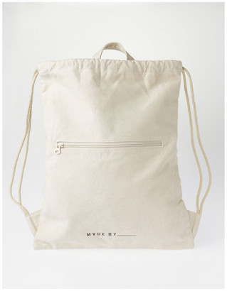 Miss Shop Made By Drawstring Backpack Bag
