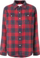 R 13 plaid shirt