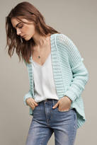 Moth Classic High-Low Cardigan