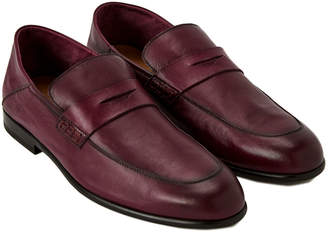 Harry's of London Edward Soft Kangaroo Leather Slip-On