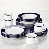 Crate & Barrel Maison Cobalt Blue 20-Piece Dinnerware Set