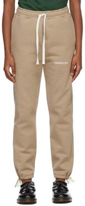Saintwoods Tan Logo Lounge Pants