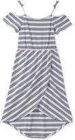 Tommy Hilfiger Striped Maxi Dress, Big Girls