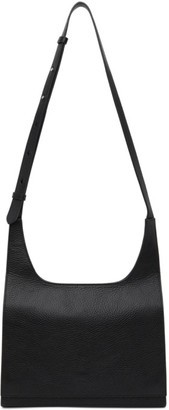 Aesther Ekme Black Messenger Shoulder Bag