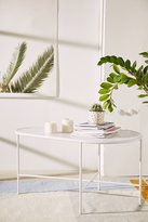 Urban Outfitters Ari Perforated Metal Coffee Table
