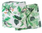 Bebe Au Lait Classic 2-Pack Muslin Swaddle Blankets