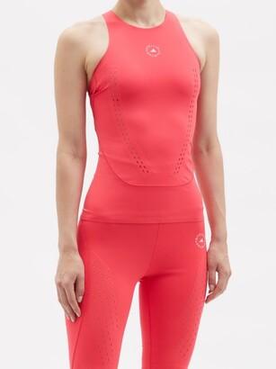 adidas by Stella McCartney Truepurpose Recycled Primegreen Jersey Tank Top - Dark Pink