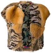 Etro fur jacket