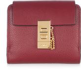 Chloé Drew square leather wallet