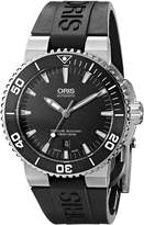 Oris Men's 73376534154RS Analog Display Swiss Automatic Watch