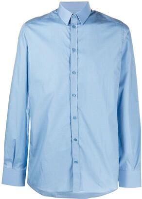 Dolce & Gabbana Long-Sleeve Buttoned Shirt