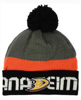Reebok Anaheim Ducks Pom Knit Hat