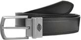 Dickies Black & Brown Reversible Leather Belt
