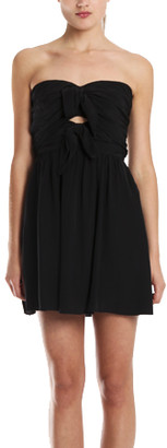 Elizabeth and James Crawford Dress in Black
