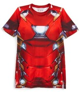Under Armour Boy's Iron Man Heatgear Shirt
