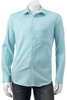 Men's Turquoise Button Down Shirt - ShopStyle