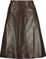Jason Wu Leather skirt
