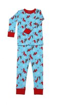 New Jammies Organic Cotton Holiday Pajama Set
