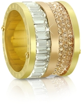 Michael Kors Multi-Stone Barrel Ring