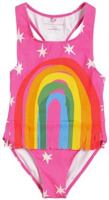 Stella McCartney Recycled Nylon One Piece Swimsuit