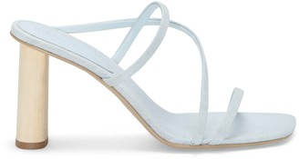 Imagine Vince Camuto Zayda Asymmetrical-Strap Sandal