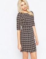 Sugarhill Boutique Jamie Spot Shift Dress