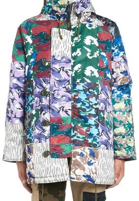 Gosha Rubchinskiy Camouflage Jacket