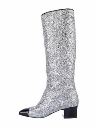 Chanel 2017 Fantasy Boots Black
