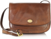 The Bridge Story Donna Marrone Leather Crossbody Bag