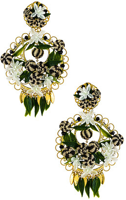 Mercedes Salazar Tropics Earring