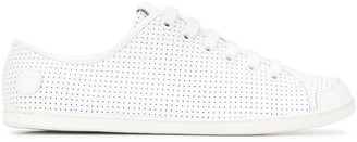 Camper Perforated Lace-Up Sneakers
