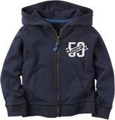 Carter's Full-Zip Hoodie - Preschool Boys 4-7