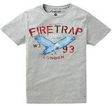 Firetrap Hiran T-Shirt Long