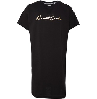 Avant Garde Girls Jenkins T-Shirt Black/Gold