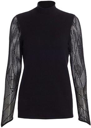 Nic+Zoe Petite Night Shift Sweater