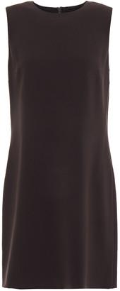 Theory Admira Stretch-crepe Mini Dress