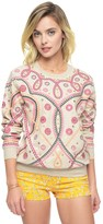 Juicy Couture Marrakech Embroidered Pullover
