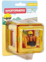 Magformers Figure Plus Construction 6 Piece Set