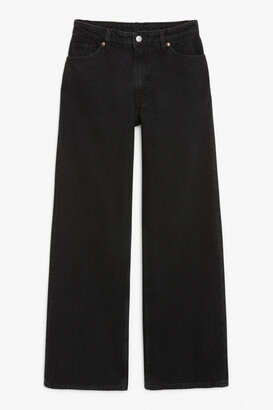 Monki Yoko black jeans