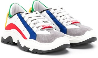 DSQUARED2 Kaleido sneakers