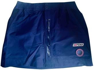 FENTY PUMA by Rihanna Blue Skirt for Women