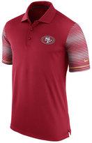 Nike Men's San Francisco 49ers Early Season Polo Shirt