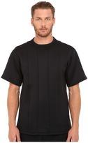 Yohji Yamamoto Spacer Crew T-Shirt Men's T Shirt